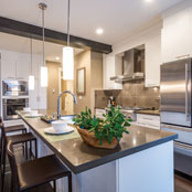 Kitchen remodel with a home equity loan